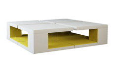 Mesa de centro Fabíola – Tissot 2012