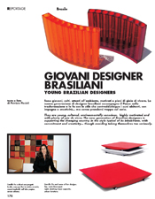 Giovani Designer Brasiliani